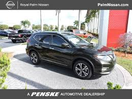 2017 new nissan rogue 2017 5 fwd sl at royal palm nissan serving