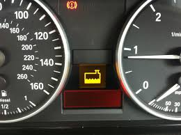 coolant warning light bmw whats this warning light