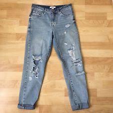 Forever 21 Ripped Jeans Forever 21 Jeans For Women Ebay