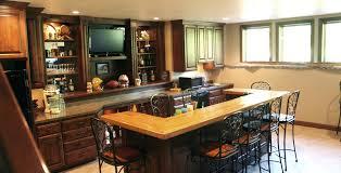 custom home bar design plans home bar design