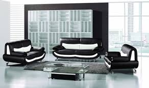 The Living Room Set Learn How To Decorate Using Black Leather Living Room Furniture
