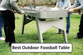 space needed for foosball table what is a good full size foosball table