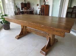 diy knock off faux reclaimed wood emmerson west elm dining room