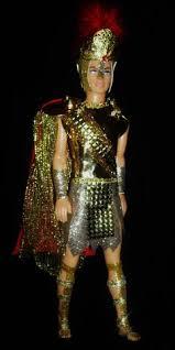 Ares Halloween Costume Ares Twelve Olympian Gods Ares Greek God