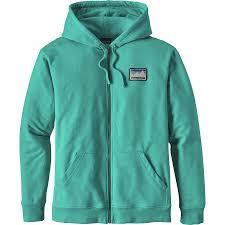 patagonia shop sticker patch midweight full zip hoodie men u0027s