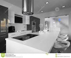 cuisine moderne noir et blanc cuisine en noir et blanc 5 cuisine blanc laque cuisine blanc