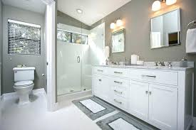 Modern White Bathroom Ideas Interior Design For White And Yellow Bathroom Grey Ideas Gray