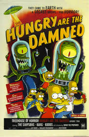Simpsons Treehouse Of Horror I - all yellow u0027s eve the best of treehouse of horror forces of geek