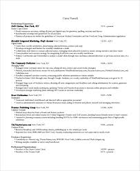 Videographer Resume Example by Sample Copy Editor Resume 7 Free Documents Download In Pdf Word