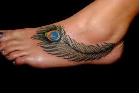 bird feather tattoo designs on neck for women tattoo design ideas