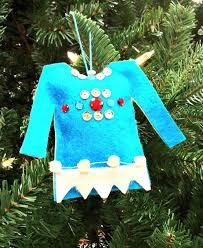 diy ugly christmas sweater ornaments ptpa