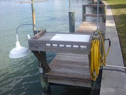 Best Fish Cleaning Station Images On Pinterest Outdoor Sinks - Fish cleaning table design