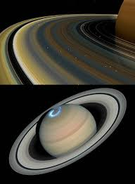 new saturn rings images How old or young are saturn 39 s rings new and being replenished jpg