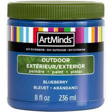 diy outdoor paint by artminds 8oz