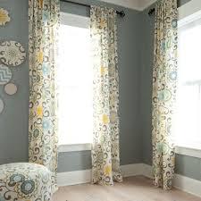 Nursery Curtain Fabric by Custom Drape Designer Project Nursery