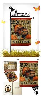 13 best thanksgiving flags images on garden flags