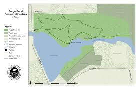 Harold Parker State Forest Map by Forge Pond U2013 Westport Trails U0026 Walks In Rhode Island