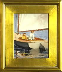 children sailing ann sullivan gallery