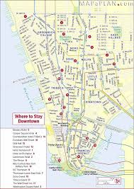 map of new york and manhattan maps of new york top tourist attractions free printable