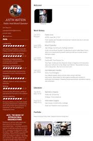 Sample Resume Photo by Host Resume Samples Visualcv Resume Samples Database