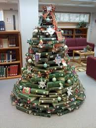 Christmas Book Ornaments - 22 best book trees images on pinterest book tree book christmas