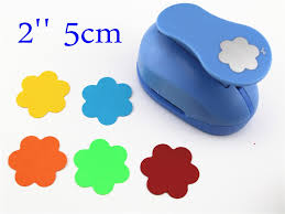 free shipping flower punches 2 craft punch paper cutter