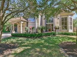 stunning mediterranean style home in windsor park lakes houston