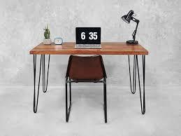 industrial hairpin leg desk 11 best hairpin leg furniture images on pinterest hair clips