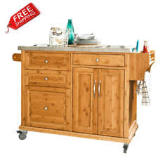 kitchen island trolley sobuy kitchen island trolley cabinet with stainless steel