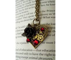 steampunk pendant necklace images Top 25 steampunk jewelry designs that will blow your mind jpg