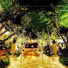 Christmas Laser Light Projector by Rg Waterproof Outdoor Landscape Lights Garden Laser Stage Lighting