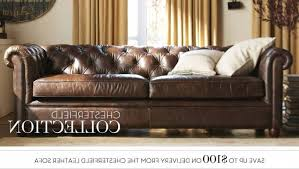 Chesterfield Tufted Leather Sofa 15 Collection Of Pottery Barn Chesterfield Sofa