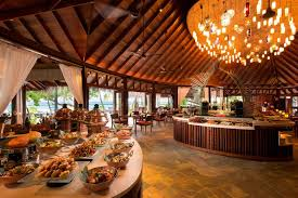 M Resort Buffet by Constance Halaveli Maldives