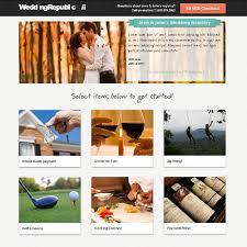 wedding online registry best online wedding registry tbrb info