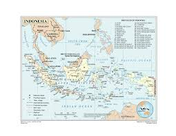 Map Of Jakarta Mission To Jakarta International Commission Against The Death