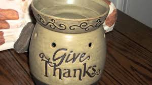 Pumpkin Scentsy Warmer 2012 by Scentsy U0027s October Warmer Of The Month Give Thanks Youtube