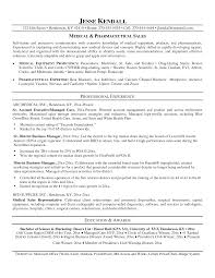Sales Rep Resume Sample by Resume Sales Representative Examples