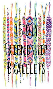 make friendship bracelet designs images 15 quot summer camp style quot friendship bracelets you can make right now jpg