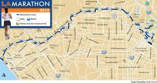 Nyc Marathon Route Map by Images La Marathon Route