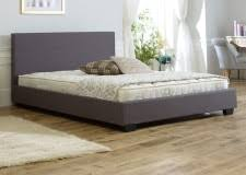 leather beds faux fabric and upholstered beds bed factory direct