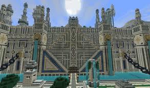 Minecraft City Maps 10 Of The Best Minecraft Creations