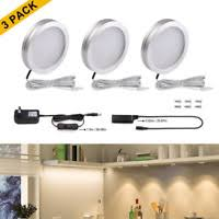 what is a puck light 6 pack 72 led under cabinet light kit home kitchen lighting closet