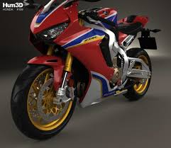 models of cbr honda cbr1000rr 2017 3d model hum3d