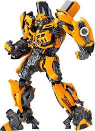 amazon com sci fi revoltech series no 038 transformers bumblebee