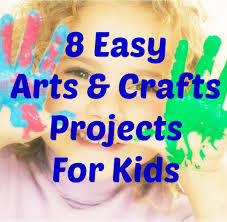 arts and crafts for kids images craft design ideas