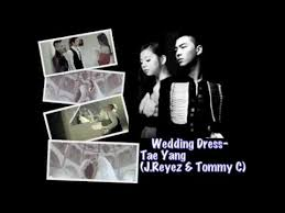 wedding dress j reyez taeyang wedding dress version j reyez c of ibu
