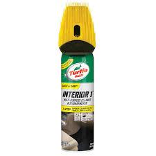 Remove Wax From Fabric Upholstery Amazon Com Turtle Wax T440r2w Oxy Interior 1 Multi Purpose