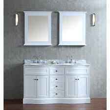 ace montauk 60 inch double sink bathroom vanity set