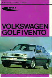 vw golf3 vento manual