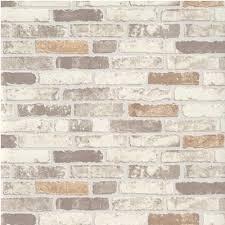 erismann brix brick wall effect embossed textured wallpaper 6703 11